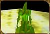 Monstre de glace jaune-Castlevania 64 et LoD