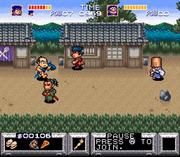 The Legend of the Mystical Ninja (screen 01)