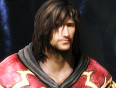 Gabriel Belmont-Castlevania Lords of Shadow 01