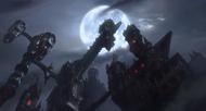 Castlevania anime Episode 7 Le château de Dracula
