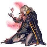 Castlevania Symphony of the Night (Alucard Artwork 07)