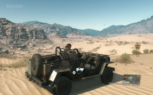 Metal Gear Solid V The Phantom Pain (screen 2)
