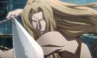 Alucard-Castlevania (anime) 02