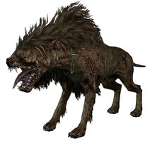 Castlevania Lords of shadow- warg