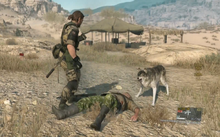 Metal Gear Solid V The Phantom Pain (screen 1)