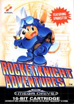 Rocket Knight Adventure - 01