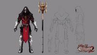 La confrérie de la lumière chevalier Castlevania Lords of Shadow