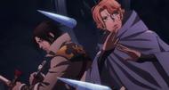Castlevania anime Episode 7 Trevor et Sypha 1