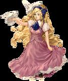 Castlevania Harmony of Despair (Maria Renard Artwork 01)