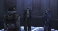 Castlevania anime Episode 7 Trevor, Sypha et Alucard