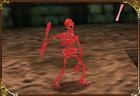 Squelette Rouge-Castlevania 64-LoD