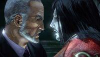 Zobek et Dracula-Castlevania Lords of Shadow