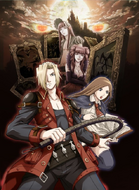 Castlevania Portrait of Ruin (poster)
