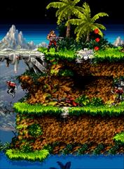 Contra 4 (screen 1)