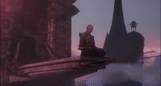 Castlevania anime saison 2 Episode 5 Isaac infobox.jpg