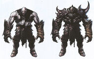 Chevalier Noir-Castlevania Lords of Shadow 02
