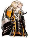 Castlevania Symphony of the Night (Alucard Artwork)