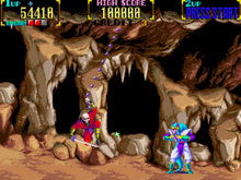 Mystic Warriors (screen 05)
