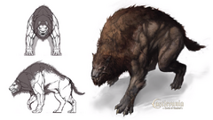 Warg-Castlevania-lord-of-shadow