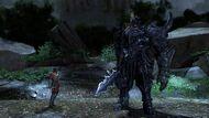 Chevalier Noir-Castlevania Lords of Shadow 05