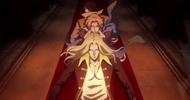 Castlevania anime Episode 7 Trevor, Sypha et Alucard 2