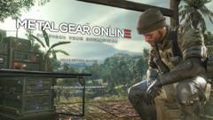 MGS V TPP Metal Gear Online 01
