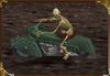 Skeleton Biker Castlevania 64