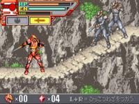 Genseishin Justirisers (screen 2)