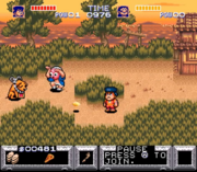 The Legend of the Mystical Ninja (screen 03)