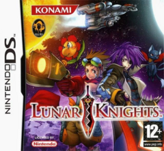 Lunar Knights (front cover PAL)
