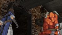 Minotaure-Castlevania Vampire's Kiss