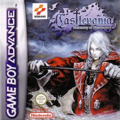 Castlevania Harmony of Dissonance (boxart Pal)