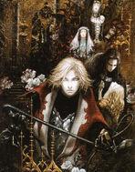 Castlevania Lament of Innocence (Artwork)