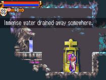 Castlevania Harmony of Dissonance (Floodgate Key 03)