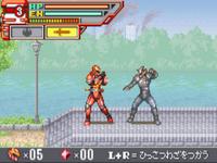 Genseishin Justirisers (screen 3)