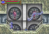 Castlevania Aria of Sorrow - Dragon Blanc