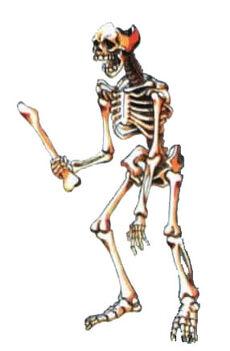 Guerrier-Squelette-Castlevania-64- Image 01