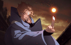Castlevania (anime) Episode 04 Monument