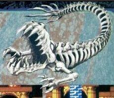Dragon-Squelette-Le-mur-Extérieur-Image 01