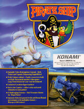 Pirate Ship Flyer - 01
