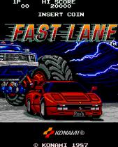 Fast Lane (Title Screen)