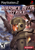 Air Force Delta Strike - Cover (US)