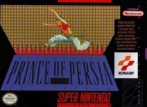 Prince of Persia (US) - 01