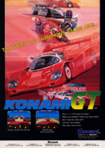 Konami GT Flyer