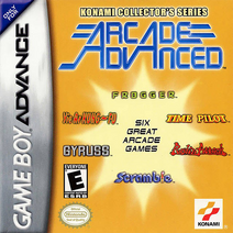 Konami Collector Series - Arcade Advanced - GBA
