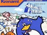 Antarctic Adventure (video game)