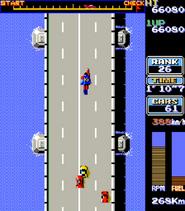 Konami Man - Road Fighter - 01