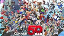 Konami's Official Recruitment Banner