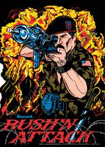 Rush'n Attack (Flyer)