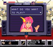 Konami Lady - The Legend of the Mystical Ninja - 01